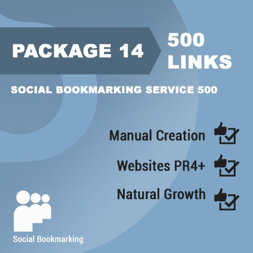 Package 14_Social Bookmarking Service 500_promotionset